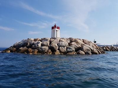 phare port faviere mediterranee